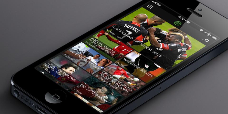 Play Football App