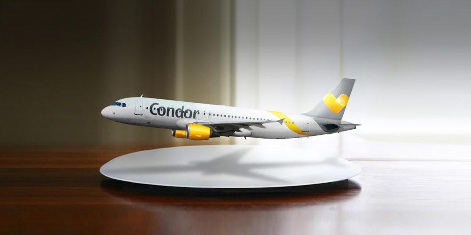 Condor Homeplane