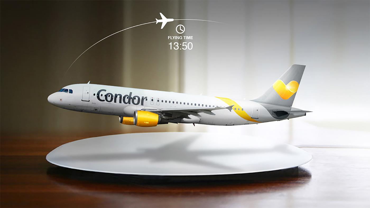 Condor Home Plane